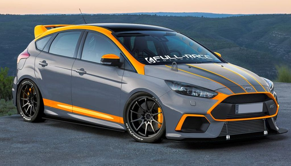 FULLRACE Ford Focus RS