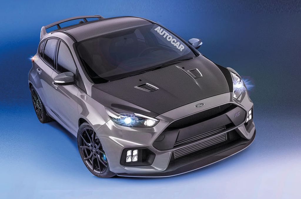 Ford Focus RS500 Mk2 concept by Autocar
