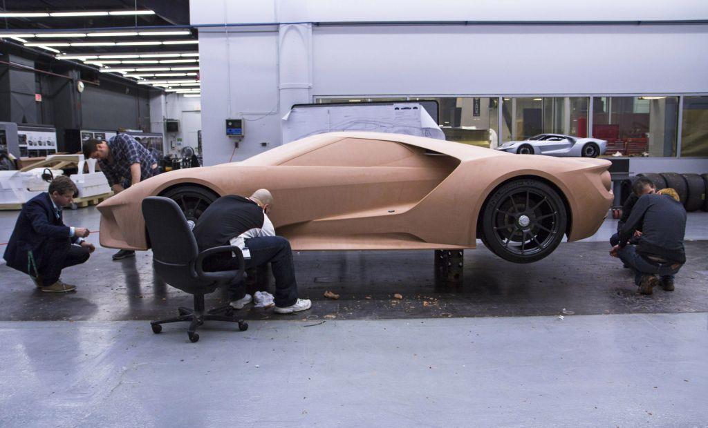 Clay GT 2012 Design
