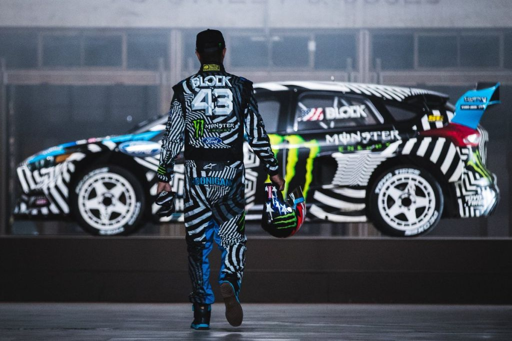 Ken Block's Gymkhana 9 by Larry Chen | Speedhunters
