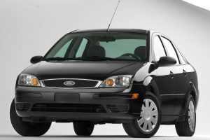 2005 Ford Focus USA