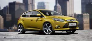 2013 Ford Focus USA -EU