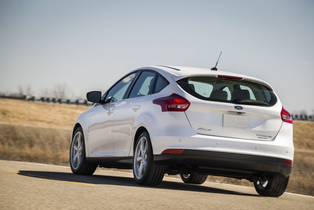 2015 Ford Focus USA - EU