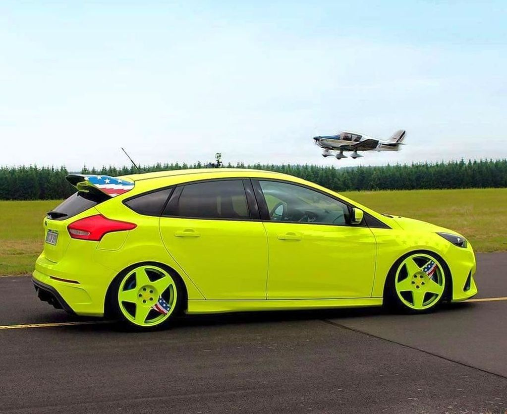 2016 Ford Focus RS by JP Performance