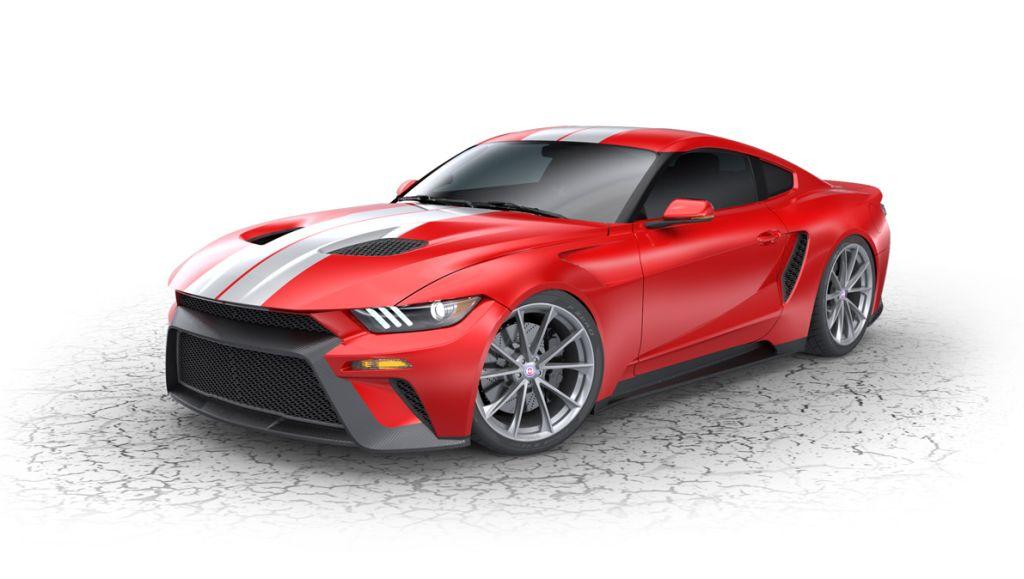 Ford GTT by Zero to 60 Design
