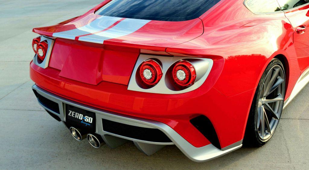 Ford GTT by Zero to 60 Designs