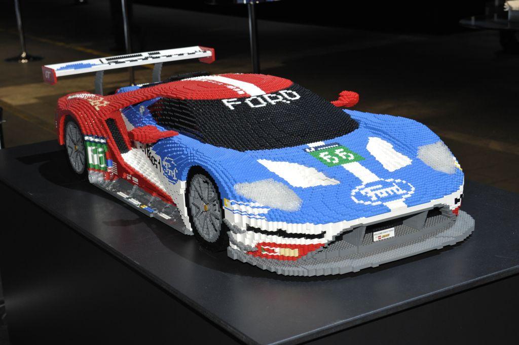2016 Ford GT - Lego