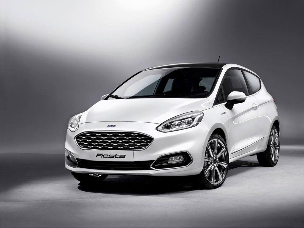 2016 Ford Fiesta Vignale