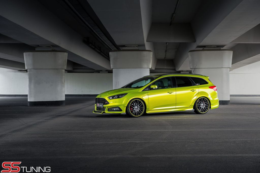 2015 ford focus st wagon by ss tuning. Black Bedroom Furniture Sets. Home Design Ideas