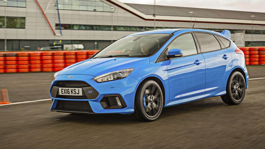 Review Mountune 370bhp AWD Ford Focus RS