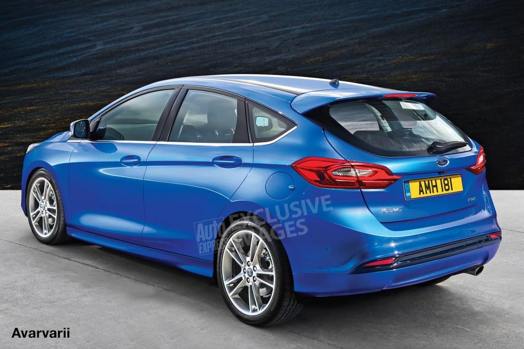 2018 Ford Focus Goes Back To Basics Www Focusmania Com