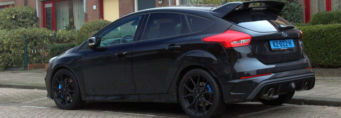 'Hothatch' Ford Focus RS als taxi?
