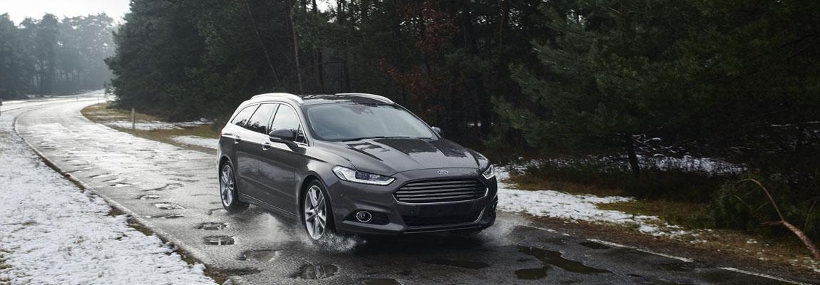 Ford komt met speciale camera's voor real-time waarschuwingen zoals slecht wegdek