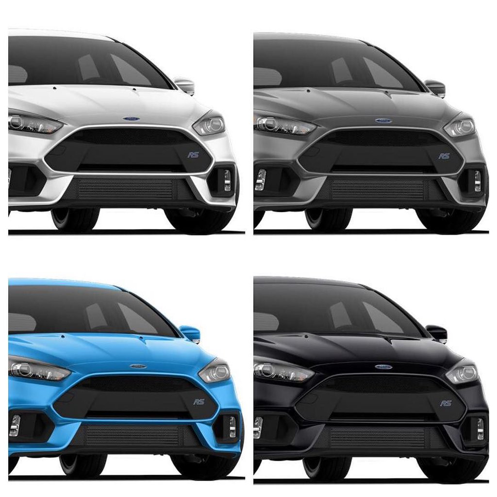Focus rs roof box all purpose microfiber cloths