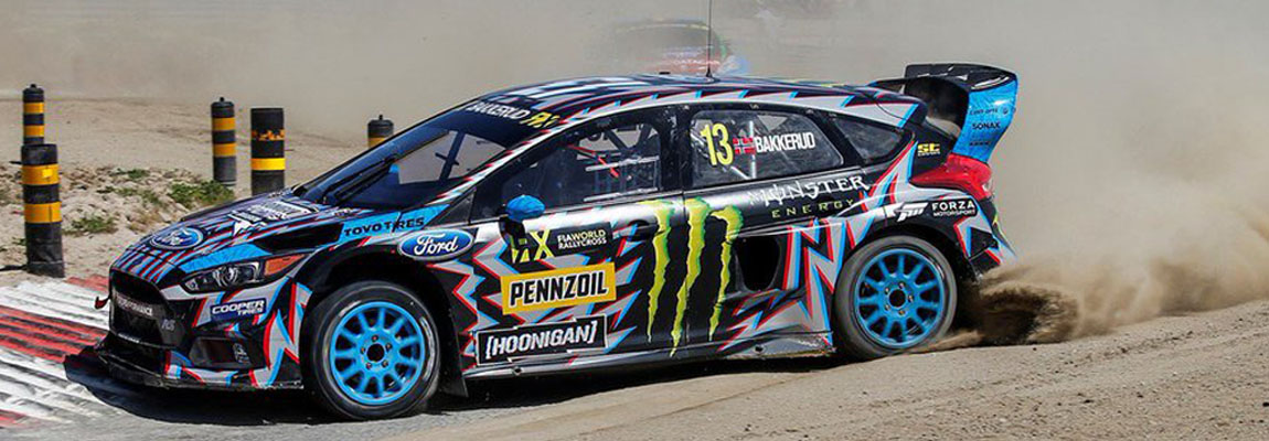 Hoonigan's WRX ronde nr. 2 in Portugal