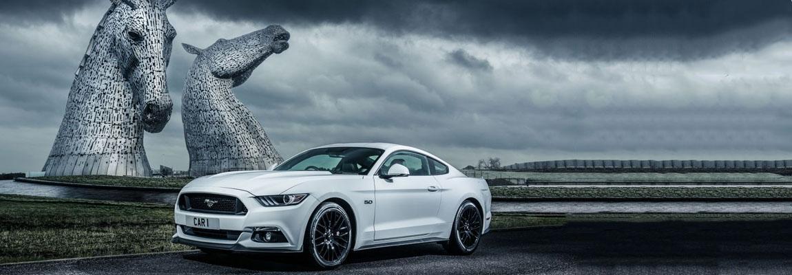 Ford Mustang wereldwijd, best verkochte 'Sport auto' van 2016