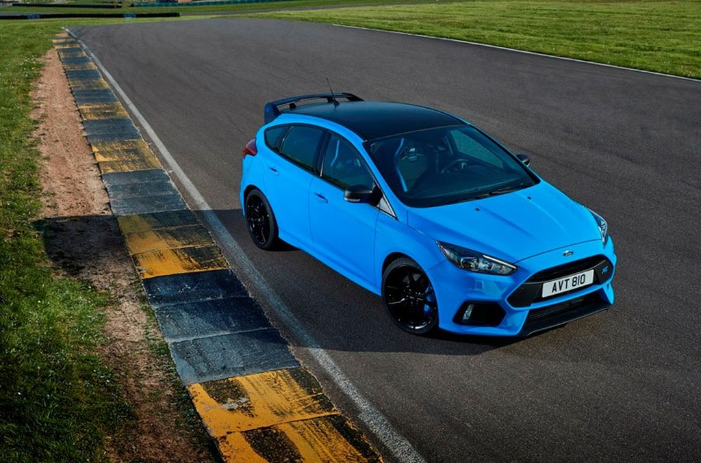 2018 ford focus rs. perfect 2018 ford followed focus rs enthusiast conversations on blogs forums and  facebook groups which helped inspire the new 2018 limitededition inside ford focus rs