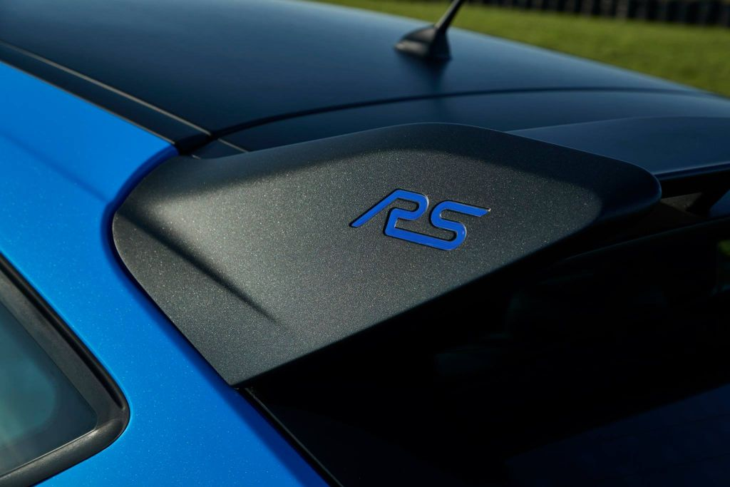 2018 ford focus rs. perfect 2018 ford followed focus rs enthusiast conversations on blogs forums and  facebook groups which helped inspire the new 2018 limitededition on ford focus rs o