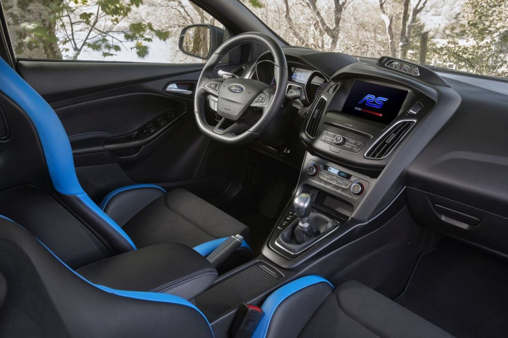 2018 ford focus rs. plain 2018 ford followed focus rs enthusiast conversations on blogs forums and  facebook groups which helped inspire the new 2018 limitededition throughout ford focus rs