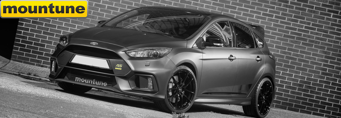 One more Mountune Powerupgrade Ford Focus RS Mk3 up to 400