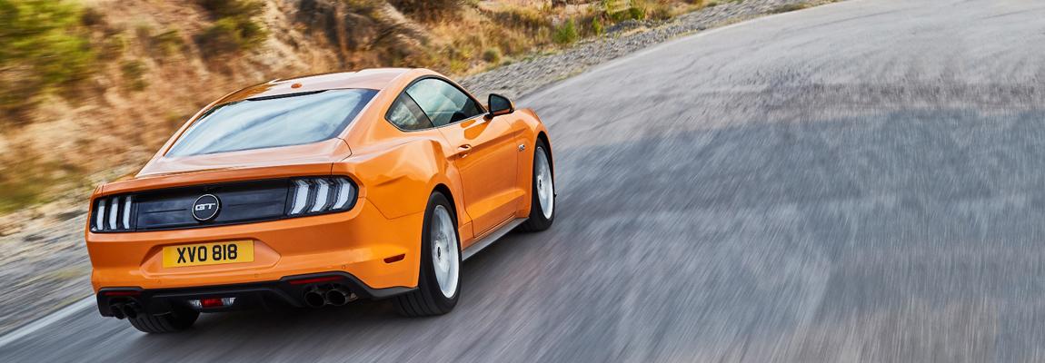 Nieuwe Ford Mustang gestroomlijnder, sneller en technologisch geavanceerder
