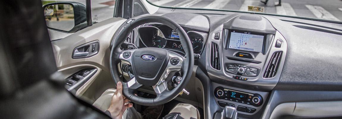 Ford & Virginia Tech testen autonome voertuigen die communiceren met mensen