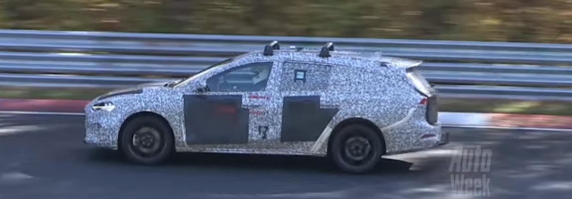 Video – 2018 Ford Focus Wagon test op de Nürburgring