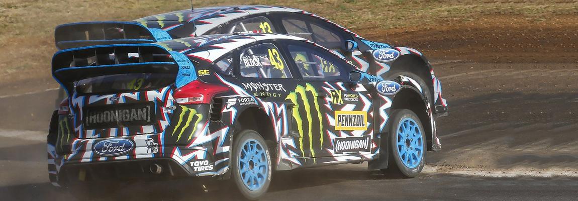 Einde WRX voor Hoonigan Racing Division