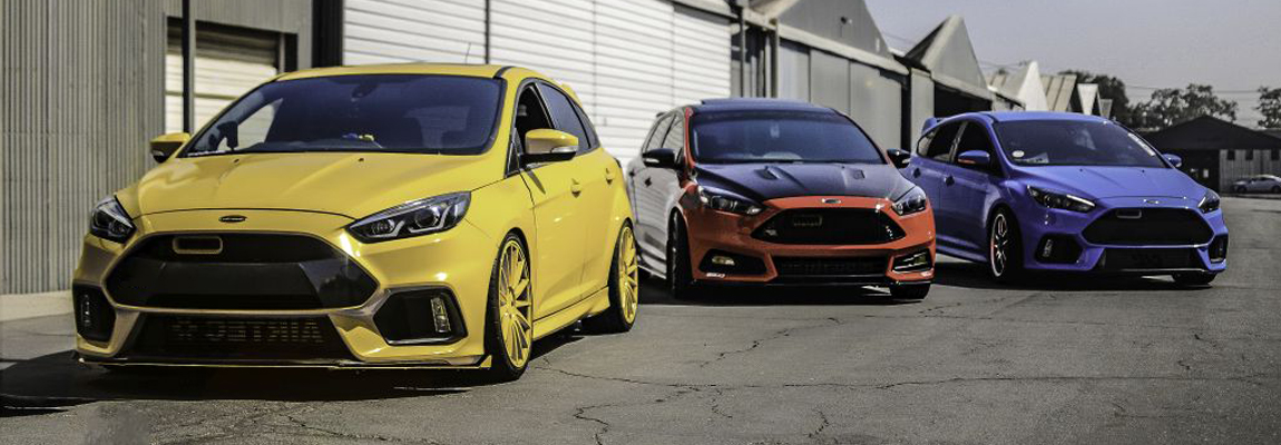 Ford Sport Compact West Car Show