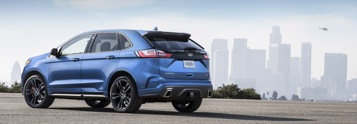2019 Ford Egde ST toegevoegd aan Ford-Performance Line-up