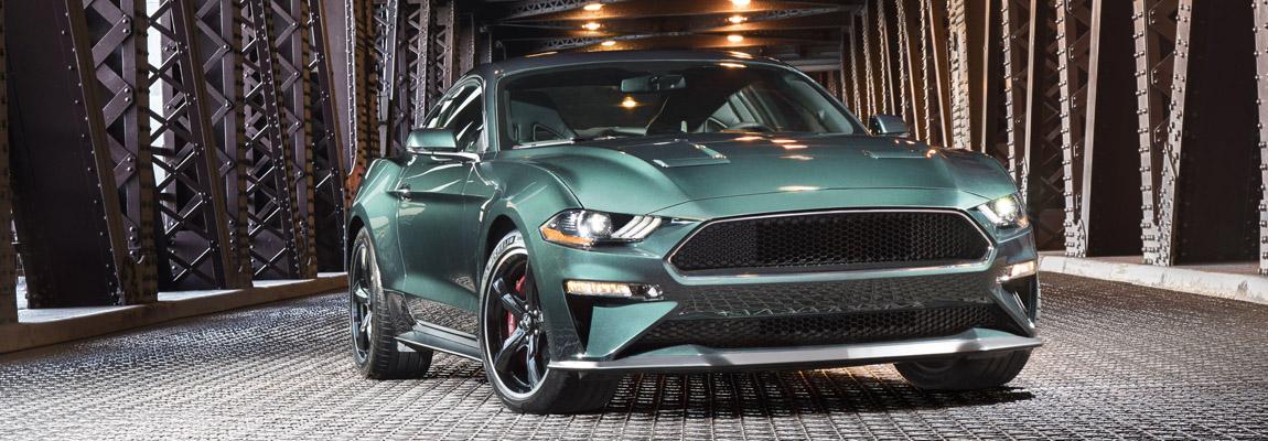 Een icoon keert terug de 2019 Ford Mustang Bullitt
