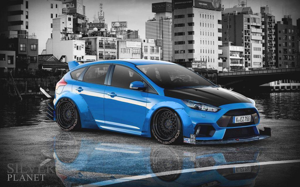 Creatief Met Photoshop Amp De Ford Focus Range Www