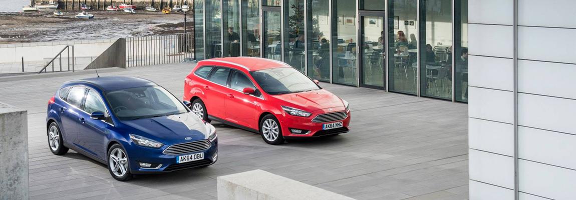 'Upgrade Bonus' op huidige Ford Focus serie