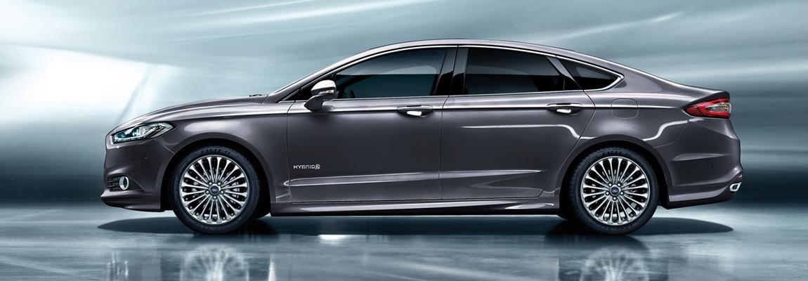 In prijs verlaagd de Ford Mondeo Hybride & Vignale modellen