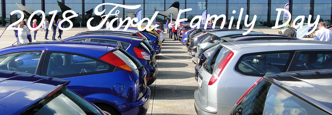 2018 Ford Family Day schrijf je nu in!
