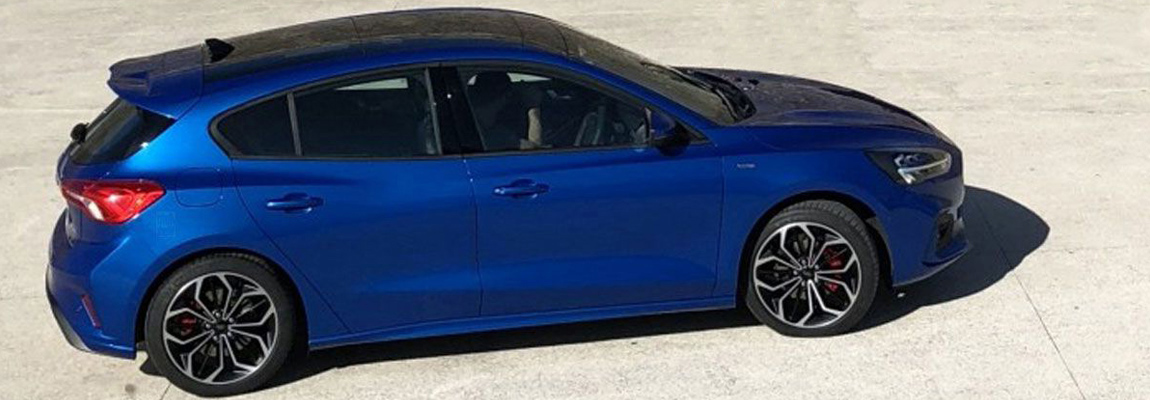 Dit is hem, de 2019 Ford Focus ST-Line