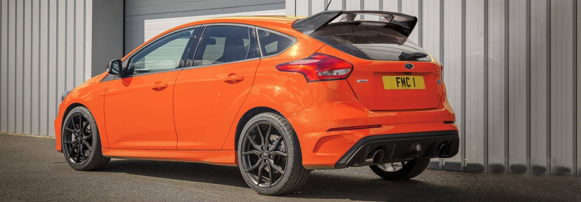 Heritage Edition Focus RS specificaties en prijzen