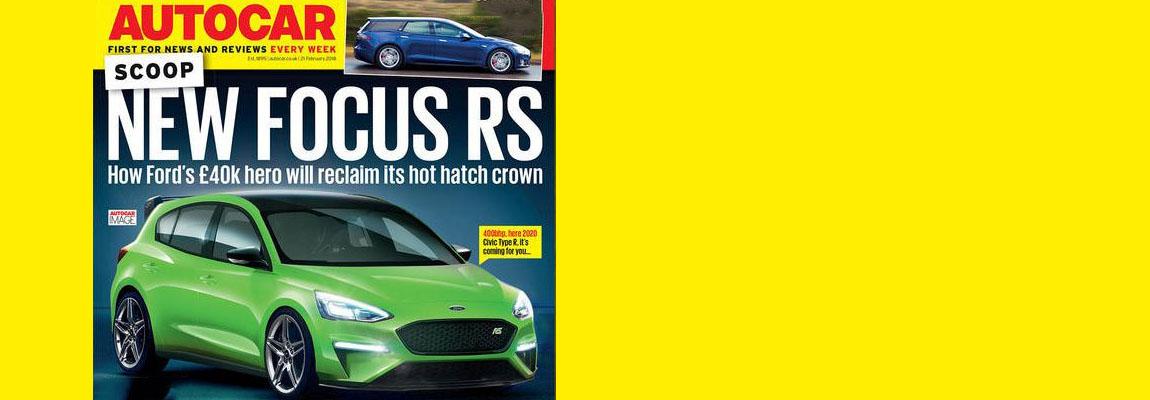 Hoe de Ford Focus RS Mk4 zijn 'Hot Hatch' status hoog wil houden