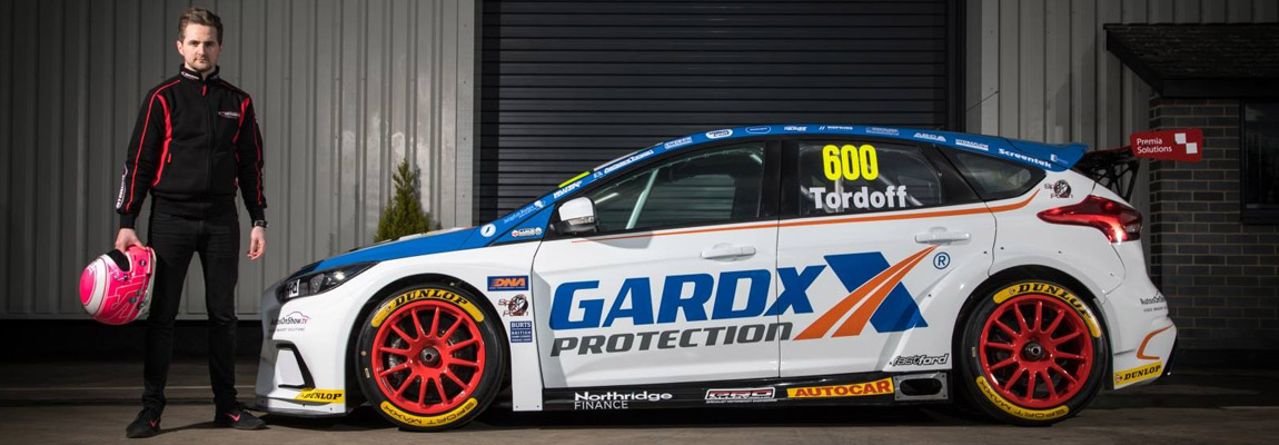 BTCC Team Shredded Wheat Racing & Gallagher klaar voor seizoen 2018