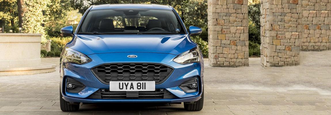 1e rij-indruk 2018 Ford Focus 1.5 ST-Line door TopGear