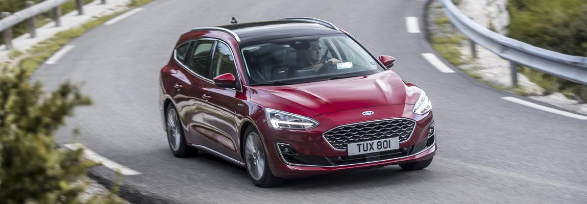 Ford Focus Line-up met Focus Active crossover en extra luxueuze Focus Vignale