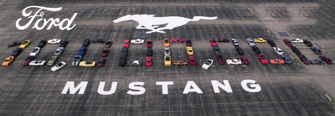 10 miljoenste Ford Mustang geproduceerd