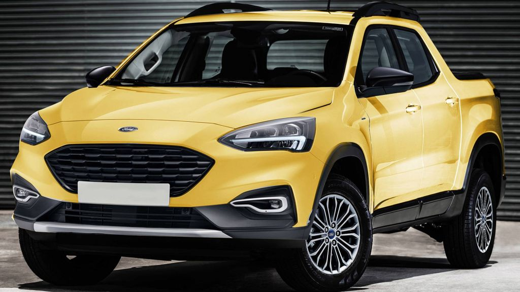 New Ford Focus Compact Pick Up In 2022 Www Focusmania Com
