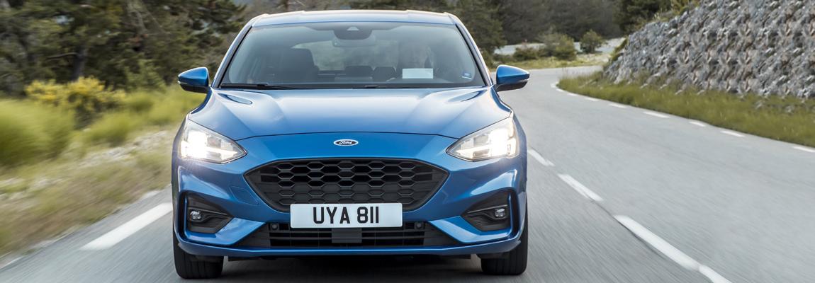 Wrong Way Alert op de nieuwe Ford Focus