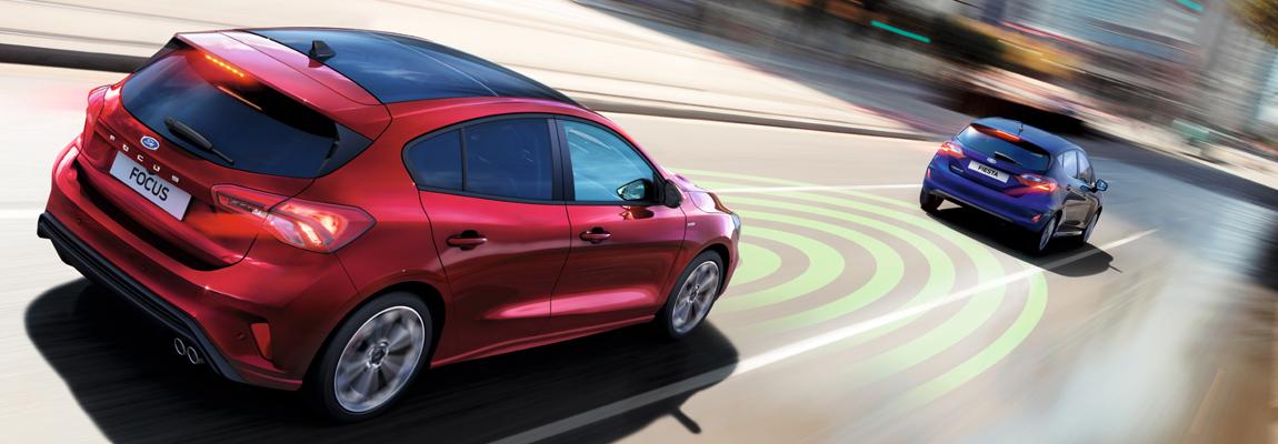 Introductie video's en promo's 2018 Ford Focus
