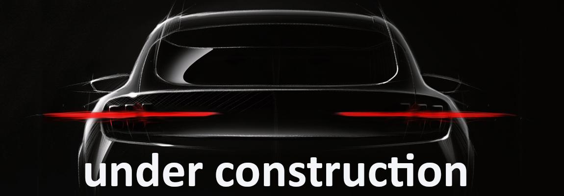 Eerste 'schets' op een Ford Mustang geïnspireerde EV-cross-over in 2020