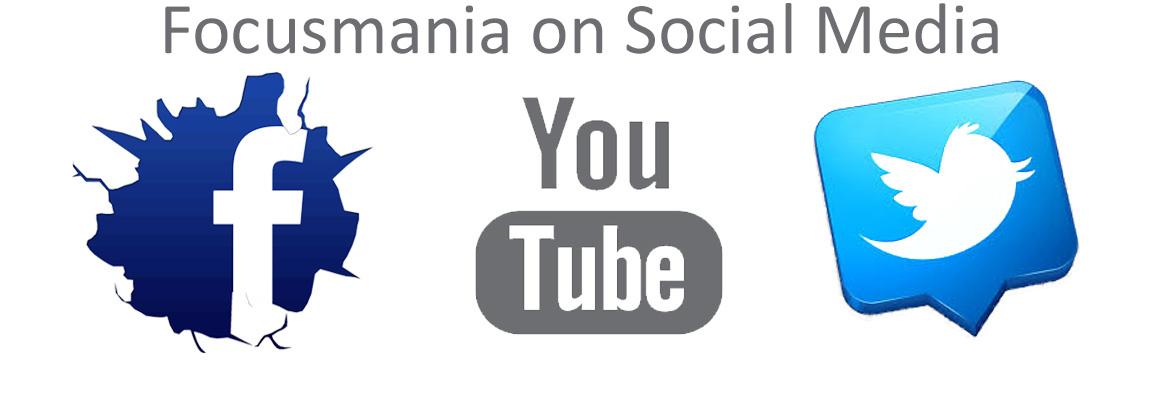 Focusmania via Social Media