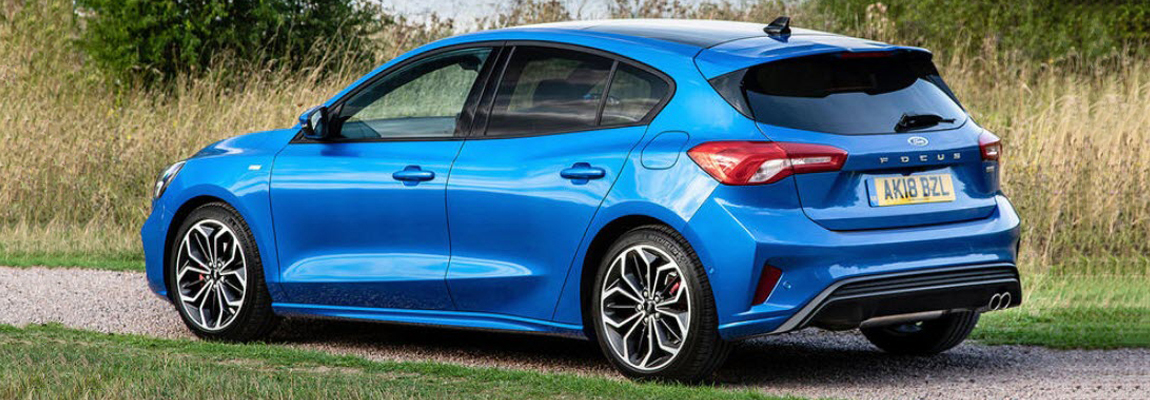 Review – 2018 Ford Focus ST-Line X 1.5 TDCI EcoBlue