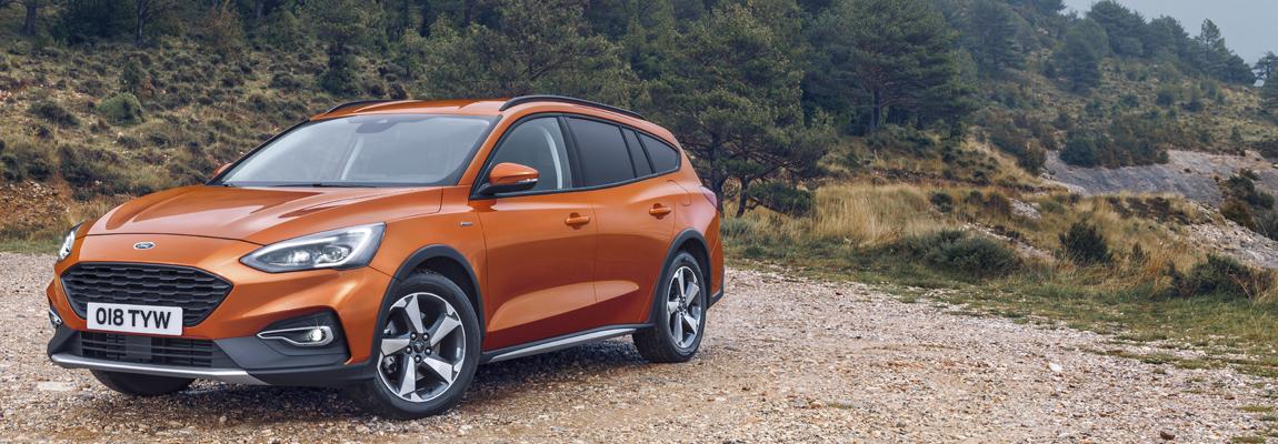 UPDATE | Even voorstellen de 2019 Ford Focus Active Wagon