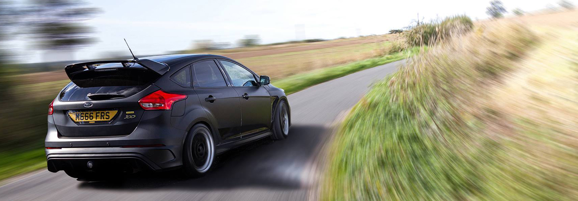 Mountune m400 Ford Focus RS upgrade naar m400R